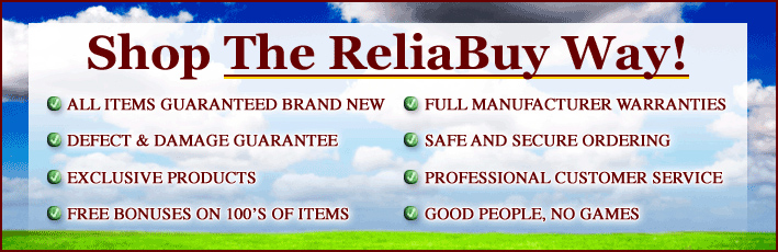 Shop the ReliaBuy Way!